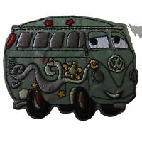 Disney's Cars Fillmore The Van Embroidered Patch