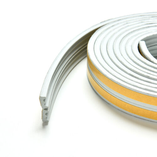 E//D//I-type Foam  Draught Self Adhesive Window Door Excluder Rubber Seal Strip