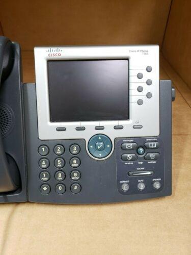 GENUINE CISCO CP-7965G 7965 IP BUSINESS PHONE