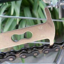 Bicycle Bike Chain Checker Wear Indicator Measure Tool Gauge Repair checker  WO