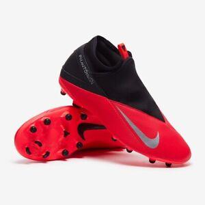 Nike-Phantom-VSN-2-Club-DF-FG-Chaussures-De-Football-Homme-Taille-UK-8-Entierement-neuf-dans-sa