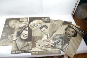 Film Miroir 7 Numéros 1957 + 1959 Magazine Journal état: 2 (wr4)-afficher Le Titre D'origine