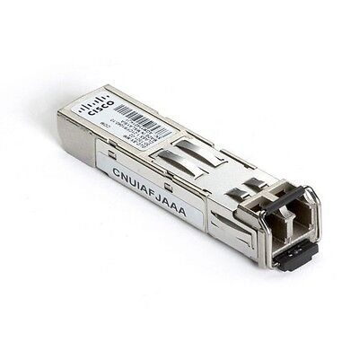850-nm wavelength Cisco GLC-SX-MM 1000BASE-SX SFP transceiver module for MMF