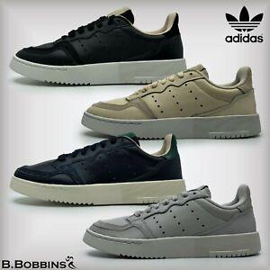 Adidas-Originals-Scarpe-Da-Ginnastica-supercourt-Taglia-UK-3-4-4-5-5-5-5-Ragazzi-Ragazze-Donna