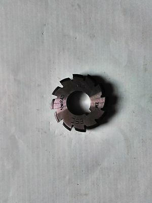 "Good used Moore 4/"" x 1//8/"" Horizontal Milling Cutter 1/"" Bore"