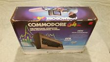 Vintage COMMODORE 64 Computer in Original Box Tested and Working