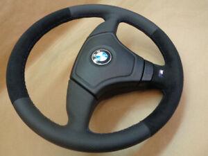 BMW-Lenkrad-E31-E34-E36-3er-E39-5er-Z3-SPORT-STYLING-M-Paket-steering-wheel