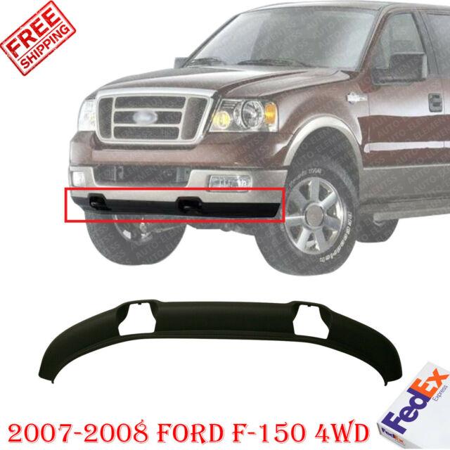 Primered Front Bumper Pad Upper Valance Cover Cap For 2006 2008 Ford F150 Truck For Sale Online Ebay
