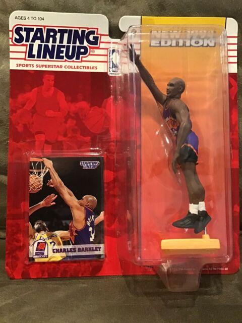 1994 Starting Lineup Figure CHARLES BARKLEY Phoenix Suns