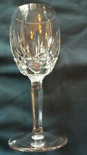 EXQUISITE MARKED WATERFORD KILDARE WINE GOBLET (S)