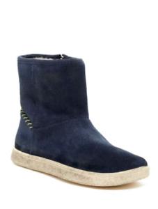 2b806f959d2 Details about UGG Australia UGGpure (TM) Rye Wool Lined Boot Navy Size 3  Kids - $150.00 NIB