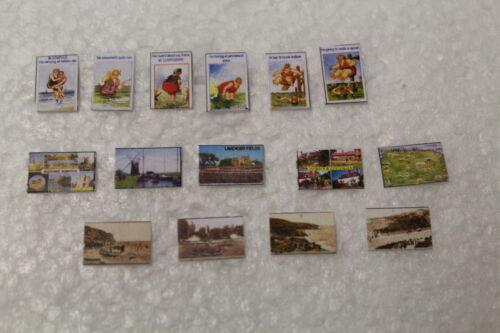 Poupées maison 15 cartes postales