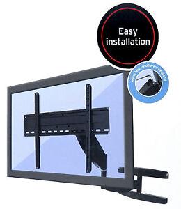 Sandstrom-SFMGL15-Full-Motion-Easy-Glide-47-65-034-TV-LCD-Wall-Mount-VESA-600x400mm