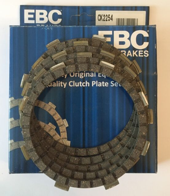 EBC Heavy Duty Clutch Friction Plate Kit Fits YAMAHA TTR125 (2000 to 2020)