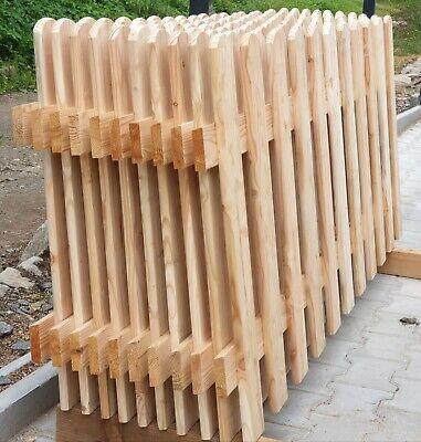 D 60x200 Sibirische Lärche  Zaunlatten Zaunelemente zaun latten holzzaun