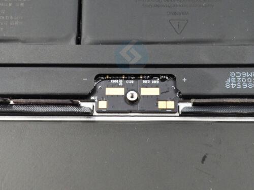 Grade A Space Gray Bottom Case Battery A1527 613-01926-A for MacBook A1534 2015