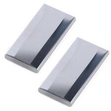 2pcs S010 Wire Edm Machine Cnc Cut Conductive Block Tungsten Steel 40x20x5mm Us