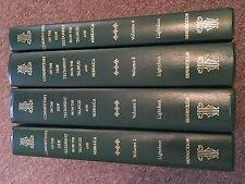 Commentary On New Testament Talmud & Hebraica (4 Volume Set) by John Lightfoot