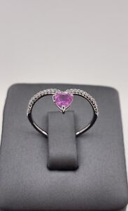 18k-White-Gold-Ladies-Diamond-amp-Pink-Sapphire-Ring