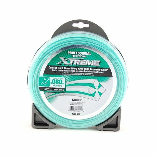".080/"" x 280 Arnold Trimline Extreme Professional Grade String Trimmer Line"