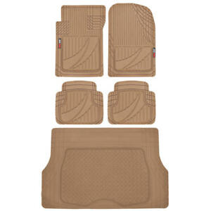 Flextough Advanced Rubber Floor Liners Car Mats Cargo