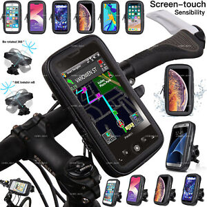 360-Bicycle-Bike-Waterproof-Phone-Case-Cover-Mount-Holder-For-Mobile-Cell-Phone