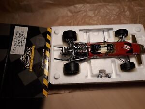 Exoto 1:18 Lotus Ford Type 49B n. 10 Graham Hill - Italia - Exoto 1:18 Lotus Ford Type 49B n. 10 Graham Hill - Italia