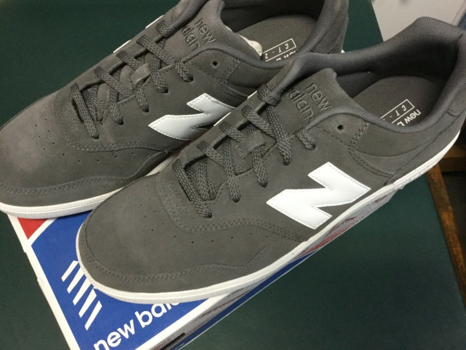 Genuine New balance lifestyle CT288GW new in box Grey Size 13 running shoes