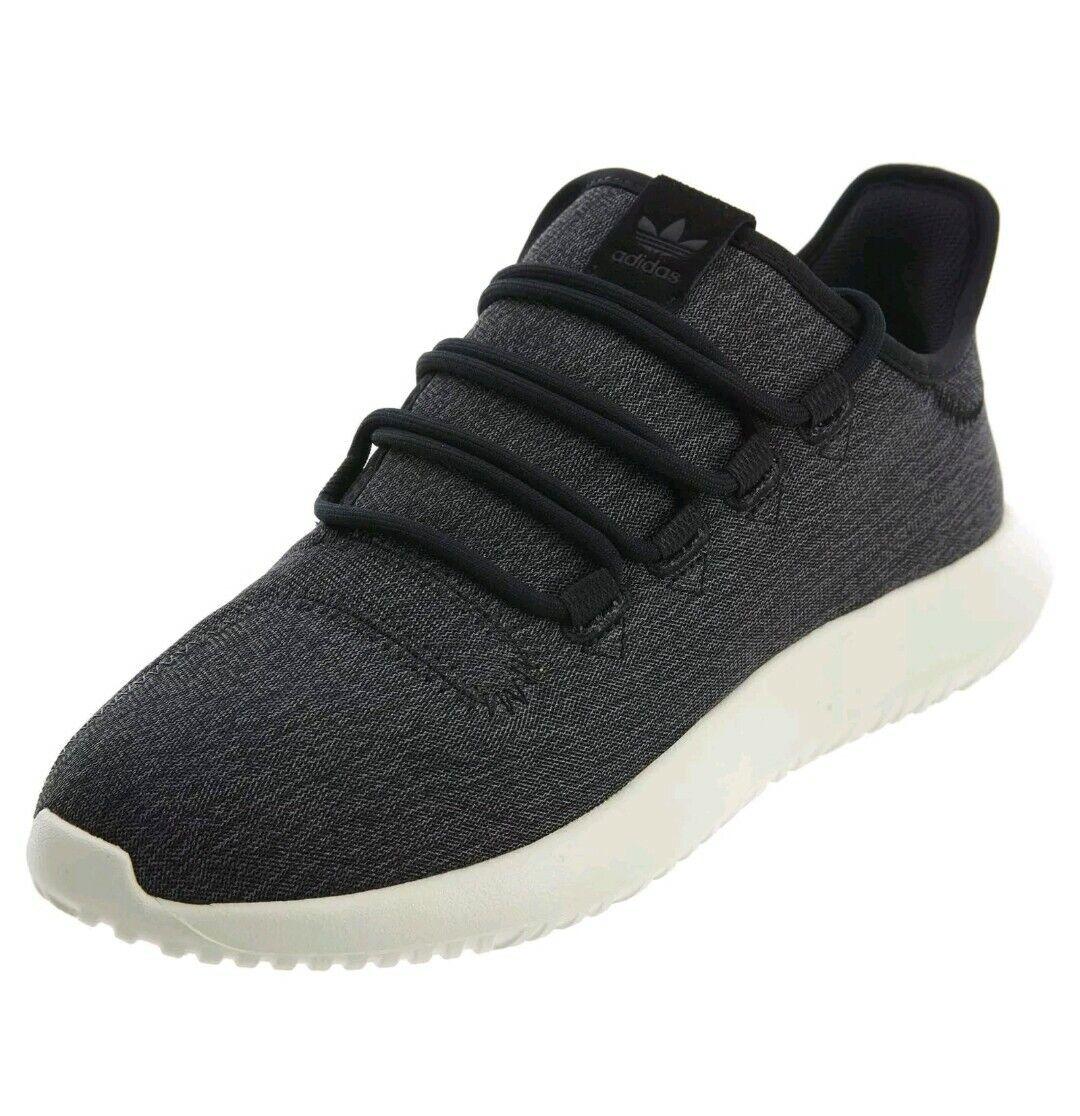 best website c61d1 4759e Womens Size 7.5 adidas Tubular Shadow SNEAKERS Black White CQ2460