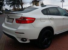 BMW X6 E71 E72 SPOILER TUNING
