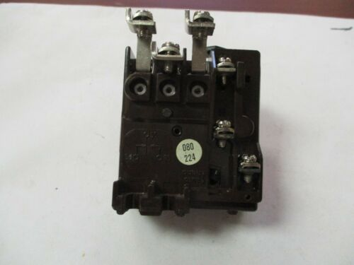 Klockner-Moller ZO-11//K-NA Bi-Metal Relay