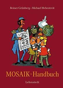 MOSAIK-Handbuch Die Welt der Digedags Geschichte Hefte Übersicht Katalog Buch
