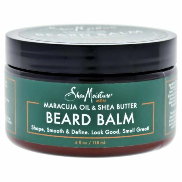 Shea Moisture Mens Maracuja Oil And Shea Butter Beard Balm