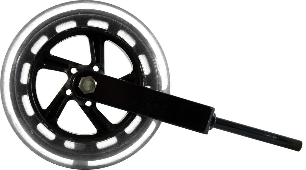 Glasser BASS TRANSPORT WHEEL - choice - 8mm - 9.5 - 10 - 12.7 - 14.3