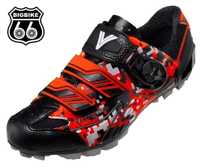 Vittoria Myto mountain bike shoes  made in  (color   CAMO orange) Size 41