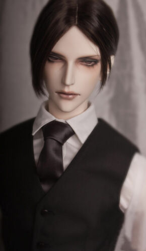 BJD 1//3 Doll Handsome Cool Man LACRIMOSA CLASS80 free eyes face make up