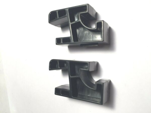 Best Audio Dual Turntable Dustcover Hinge - Pair