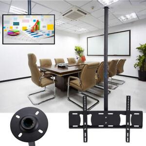 LED TV Deckenhalterung Fernseher Decken Halterung Wandhalt drehbar ...