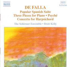 de Falla - Suites & Dances / The Schirmer Ensemble