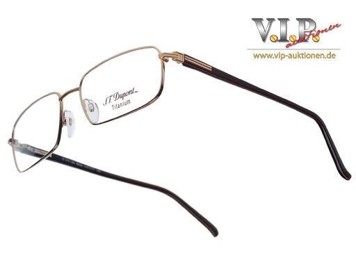 St. Dupont Titanio Gafas de Sol Lunette