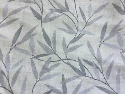 Laura Ashley willow leaf En Acier Gris Papier Peint Livraison Gratuite *