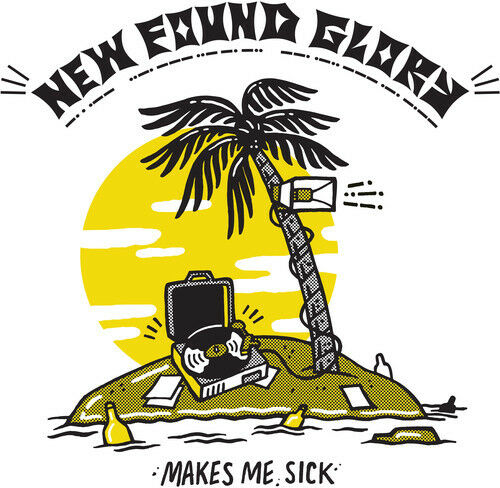 New Found Glory - Makes Me Sick [New CD]
