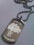 Piatti militari in acciaio inciso dei Carabinieri GIS