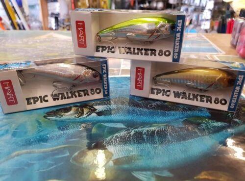 Hart Epic Walker 80 11 G 77 mm Surface Leurre