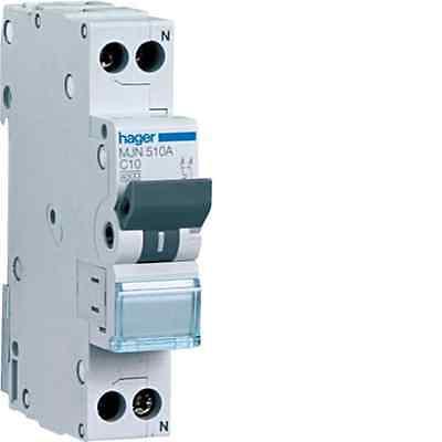 SNR DOMA47C20 Interruptor magnetot/érmico 1P+N 20 A 4,5 kA