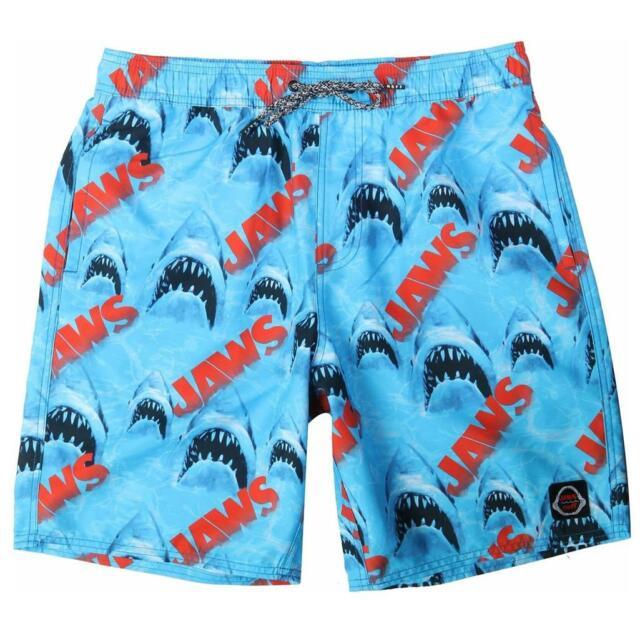 NEFF Mens Hot Tub Swim Surf Shorts