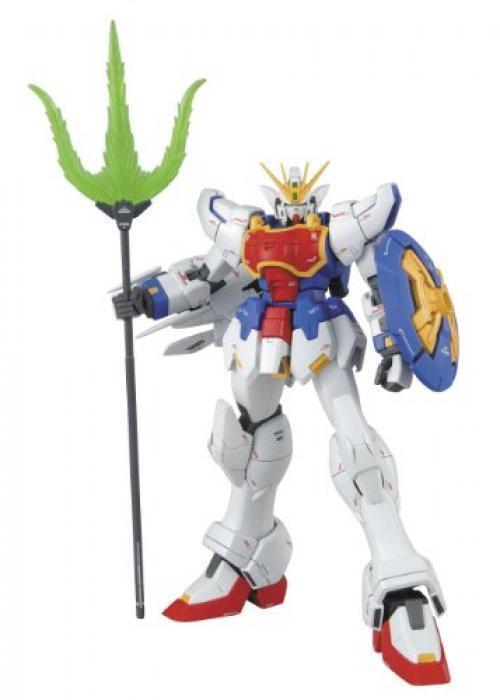 Nuevo Bandai MG 1 100 Xxxg-01s Shenlong Gundam Ew Kit de Modelismo