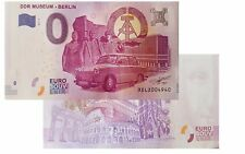 DDR Museum-Berlin 2017-2 (Lenin) Null Euro Souvenirschein | € 0 Euro Schein
