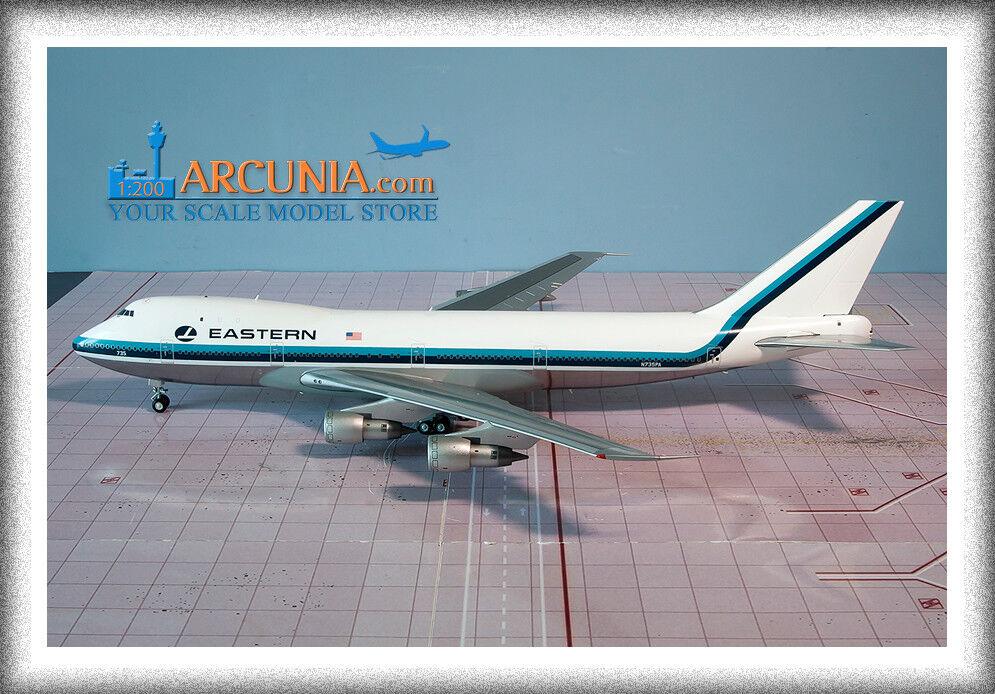 Gemini200 (1 200) Eastern Airlines Boeing 747-100  N735PA  G2EAL747