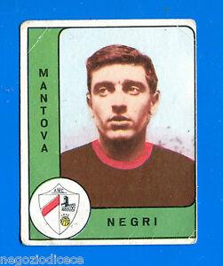FIGURINA CALCIATORI PANINI 1966-67-MANTOVA-JONSSON